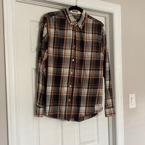 Casual button up